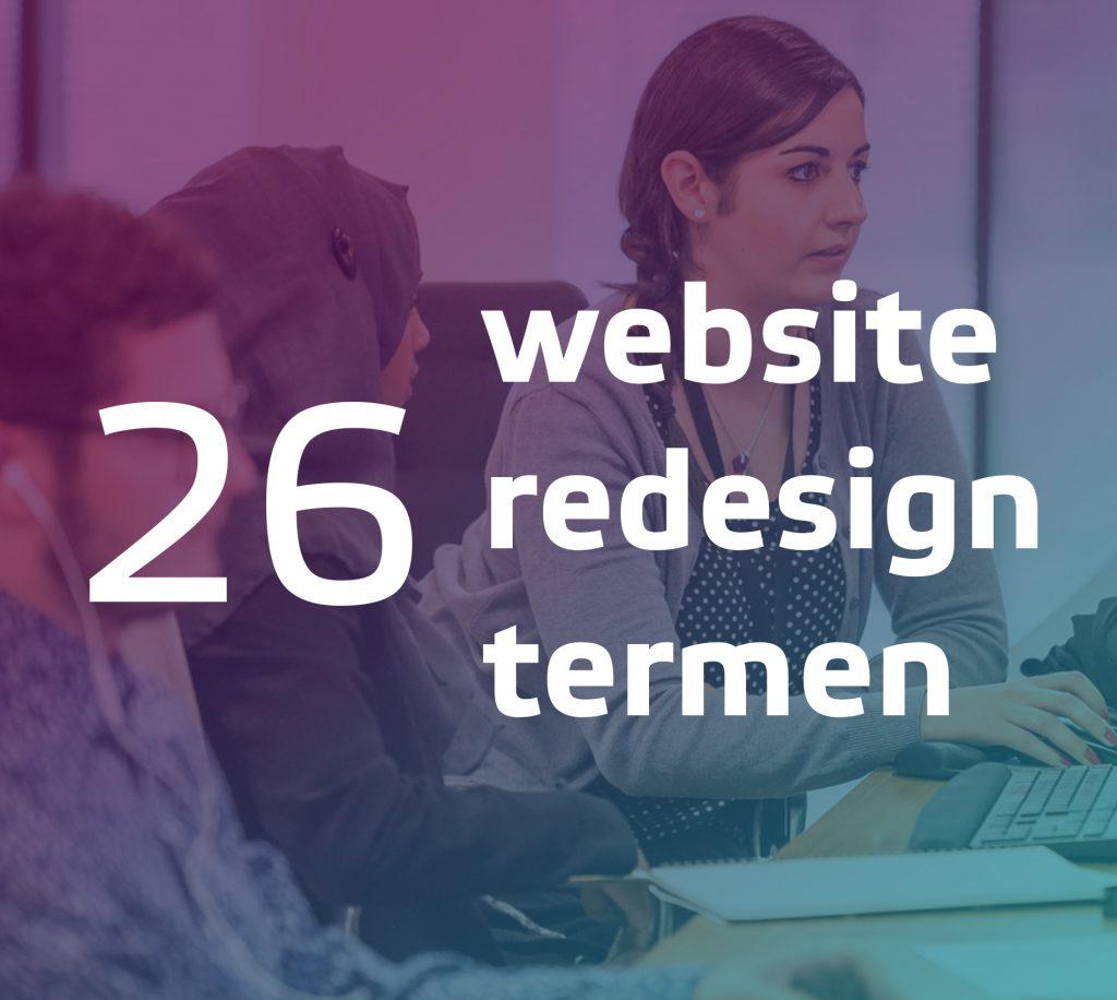 26 website termen